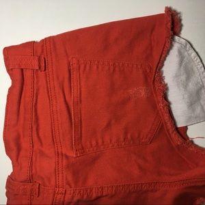 Forever 21 Shorts - FOREVER 21 Denim Juniors Size 30 Frayed Shorts
